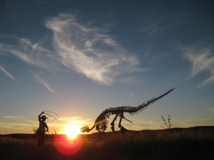 Roping in a Paleo Adventure!