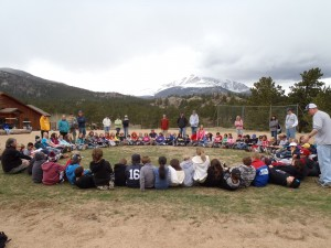 Aspen Creek 5th Grade Class Trip