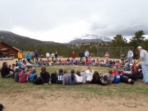 Aspen Creek 5th Grade Class Trip