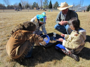 Authentic Colorado history comes alive with the help of parent volunteers