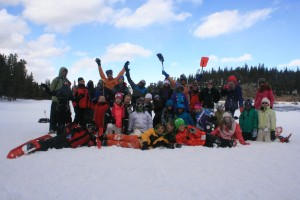 Snowshoe and Winter Ecology FUN!